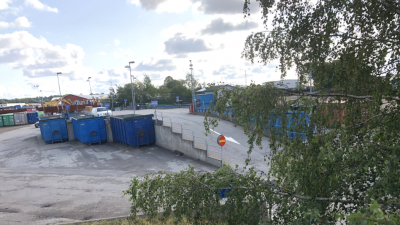 Öppettider på återvinningscentralerna under JUL och NYÅR