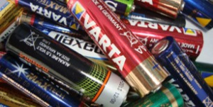 Lösa batterier