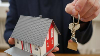 Anmäl ägarbyte av fastighet
