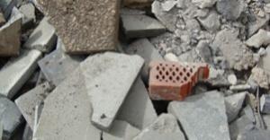 Tegel och betongbetong