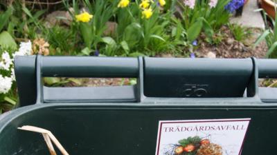 Skaffa eget trädgårdskärl
