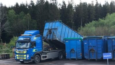 Lastväxlarflak företag