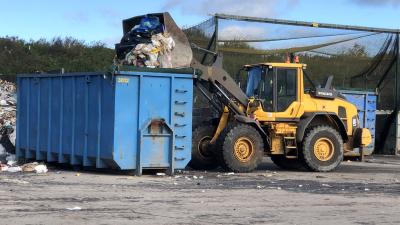 Avfallsanläggning
