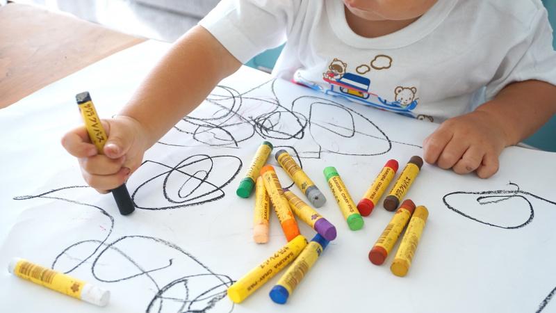 Har ert företag restmaterial som skulle kunnaanvändas som bygg eller konstnärsmaterial för förskolan?