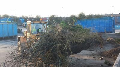 Vi söker personal till våra återvinningscentraler i MERAB-regionen